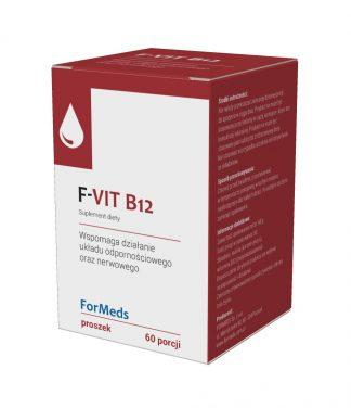 F-VIT B12 –ForMeds, 60porcji –ForMeds, 60porcji