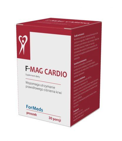 F-MAG CARDIO –ForMeds, 30porcji