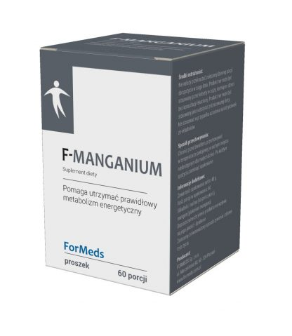 F-MANGANIUM –ForMeds, 60porcji