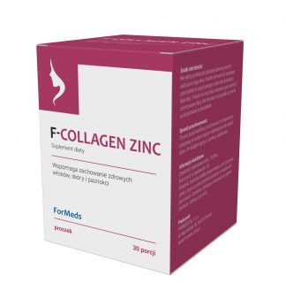 F-COLLAGEN ZINC – ForMeds, 30 porcji
