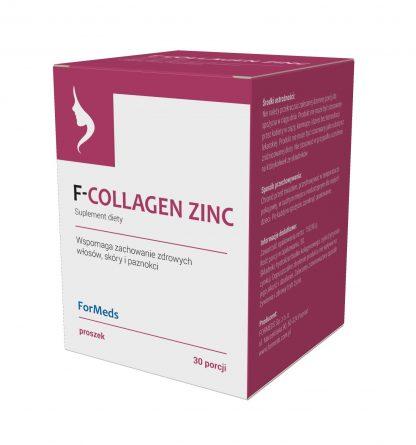 F-COLLAGEN ZINC –ForMeds, 30porcji
