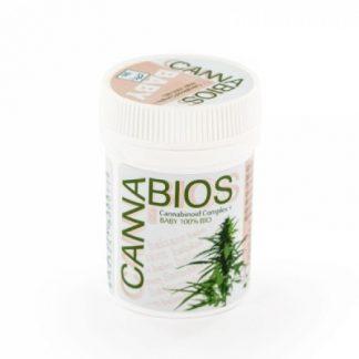 Balsam konopny CBD dla dzieci –Cannabios, 50ml –Cannabios, 50ml