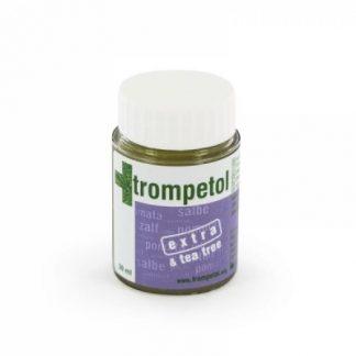 Maść konopna CBD EXTRA z olejkiem z drzewa herbacianego –Trompetol, 30ml