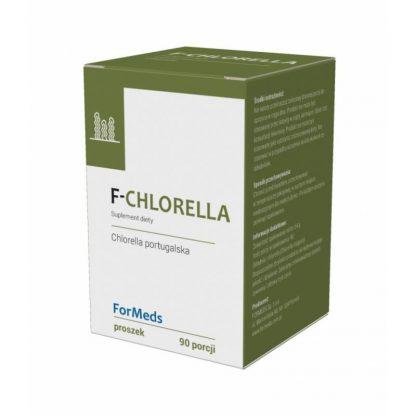 F-CHLORELLA- detoks, regeneracja –ForMeds, 90porcji