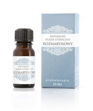 Naturalny olejek rozmarynowy – Optima Plus, 10 ml – Optima Plus, 10 ml
