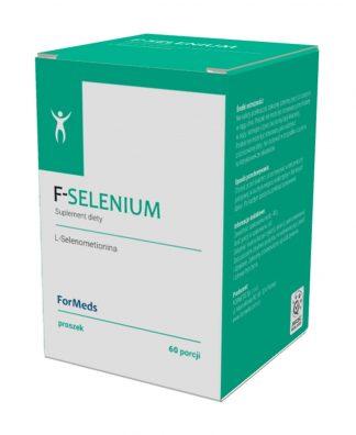 F-SELENIUM –ForMeds, 60porcji –ForMeds, 60porcji
