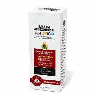 Balsam jerozolimski dla dzieci –ProduktyBonifraterskie, 200ml