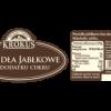 Powidła jabłkowe bez dodatku cukru –Krokus, 310g