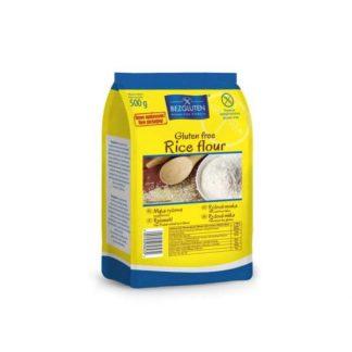 Mąka ryżowa bezglutenowa –Bezgluten, 500g –Bezgluten, 500g