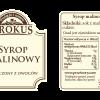 Syrop malinowy –Krokus, 300ml