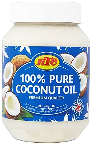 Olej kokosowy –KTC, 500ml –KTC, 500ml