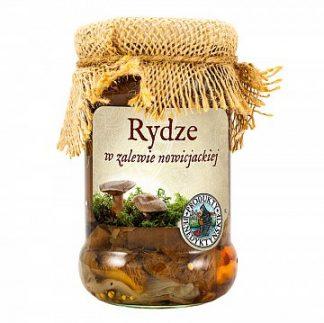 Rydze w zalewie nowicjackiej –ProduktyBenedyktyńskie, 280g