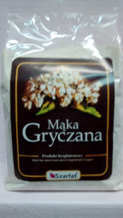 Mąka gryczana –Szarłat, 500g