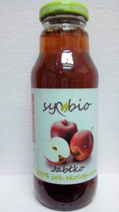 Sok jabłkowy 100% eko –Symbio, 300ml