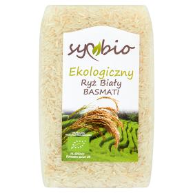 Ryż biały basmati ekologiczny –Symbio, 500g