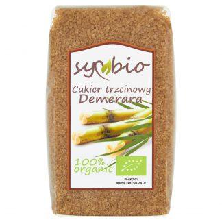 Ekologiczny cukier trzcinowy Demerara –Symbio, 500g