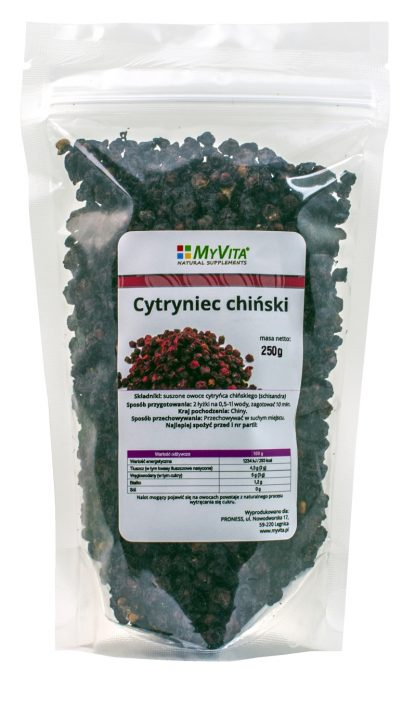 Cytryniec chiński –MyVita, 100g,250g