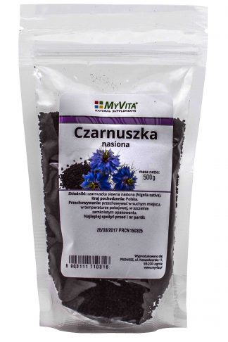Czarnuszka –MyVita, 150g,500g