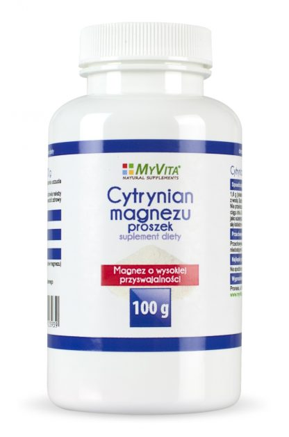Magnez –MyVita, 100g,250g