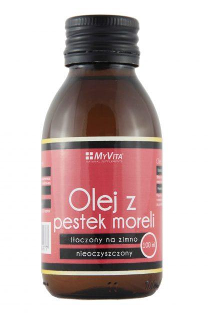 Olej z pestek moreli gorzkiej –MyVita, 100ml