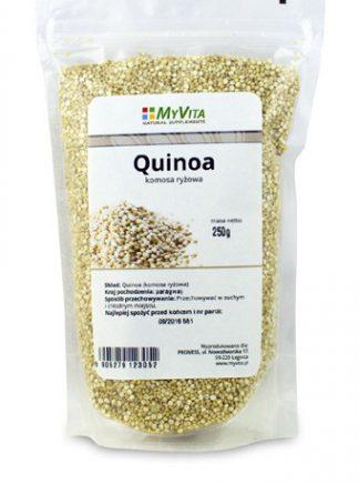 Quinoa – komosa ryżowa –MyVita, 250g,500g –MyVita, 250g,500g