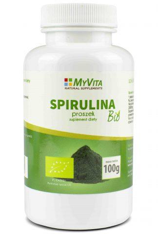 Spirulina BIO –MyVita, 100g –MyVita, 100g