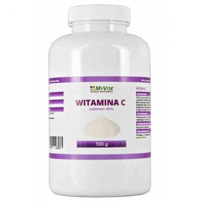 Witamina C –MyVita, 100g,250g,500g