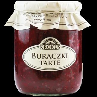 Buraczki tarte –Krokus, 500g –Krokus, 500g