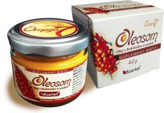 Oleosom z rokitnika- zdrowy układ pokarmowy –Szarłat, 40g