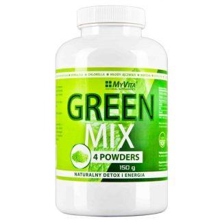 Green Mix- naturalny detoks i energia –MyVita, 150g