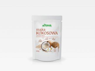 Mąka kokosowa –Witpak, 500g