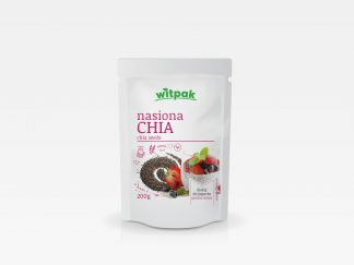 Nasiona Chia –Witpak, 200g –Witpak, 200g