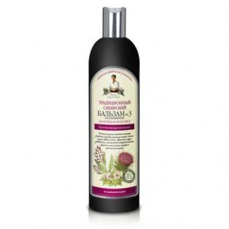 Balsam do włosów na łopianowym propolisie- przeciw wypadaniu –Agafii, 550ml