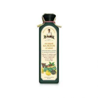 Specjalny ziołowy balsam przeciw wypadaniu włosów –PervoeReshenie, 350ml –PervoeReshenie, 350ml