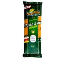 Makaron kukurydziany bezglutenowy -spaghetti –SamMills, 500g –SamMills, 500g