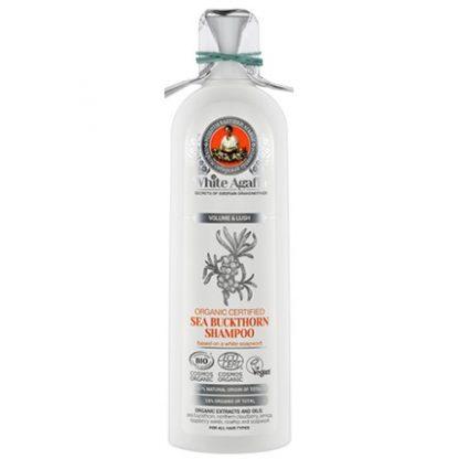 Balsam do włosów rokitnikowy- dodający objętości –WhiteAgafia, 280ml