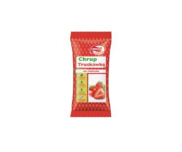 Chipsy z truskawki –CrispyNatural, 10g
