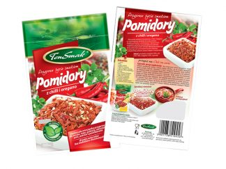 Pomidory z chilli i oregano – Ten Smak