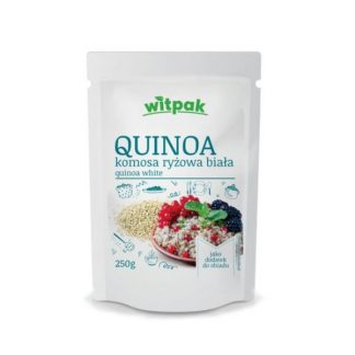 Quinoa – komosa ryżowa biała –Witpak, 250g –Witpak, 250g