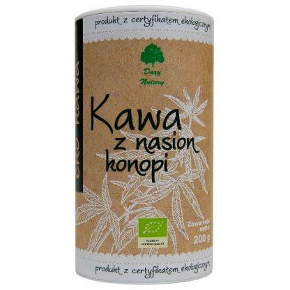 Kawa z nasion konopi –DaryNatury, 200g