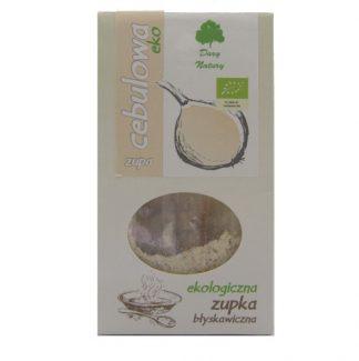 Zupka błyskawiczna naturalna- cebulowa –DaryNatury, 30g
