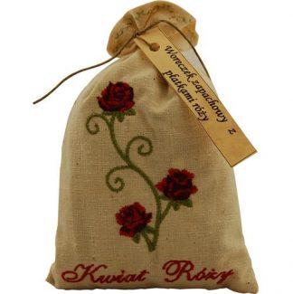 Woreczek zapachowy- kwiat róży –DaryNatury –DaryNatury