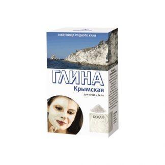 Biała glinka Krymska- oczyszczająca –FITOKOSMETIK, 100g –FITOKOSMETIK, 100g