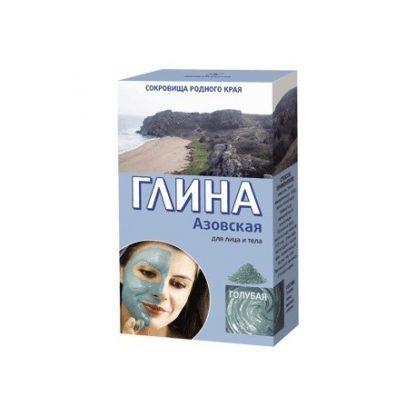 Błękitna glinka Azowska- tonizująca –FITOKOSMETIK, 100g