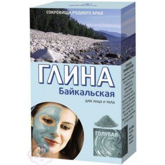 Błękitna glinka bajkalska- odmładzająca –FITOKOSMETIK, 100g –FITOKOSMETIK, 100g