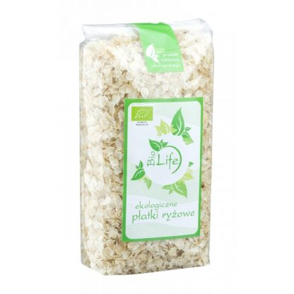 Płatki ryżowe Bio –BioLife, 300g