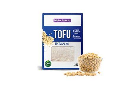 Tofu kostka naturalne –NaturAvena, 250g
