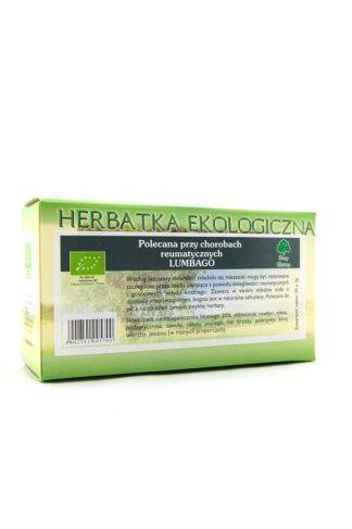 Herbatka ekspresowa polecana przy chorobach reumatycznych –DaryNatury, 40g –DaryNatury, 40g