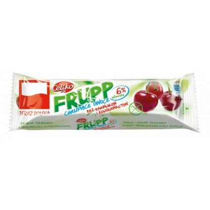 Baton Frupp Wiśnia (owoce w batonie)- bezglutenowy –Celiko, 10g
