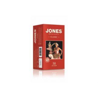 Herbata czarna ekspresowa JONES Classic –Vivi, 50torebekpo2g –Vivi, 50torebekpo2g